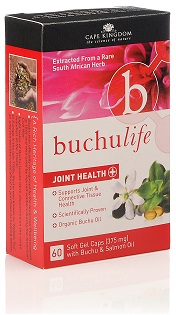 Buchulife joint health capsules